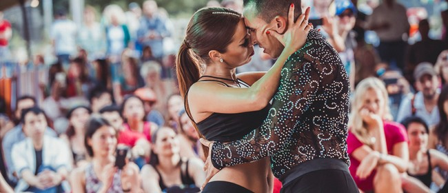 Auckland Live Summer In the Square: Latin Fiesta Weekend