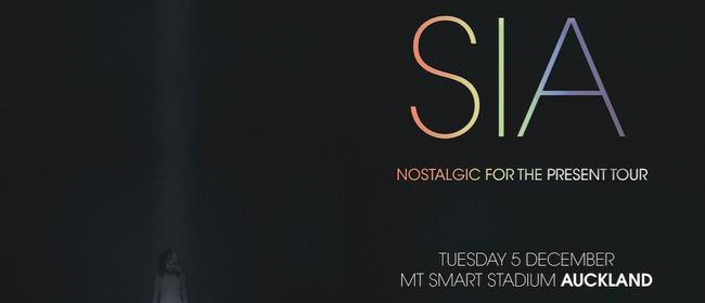Sia – Nostalgic for The Present Tour
