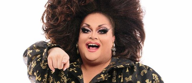 Ginger Minj: Crossdresser for Christ
