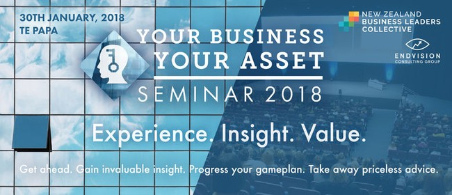 Your Business - Your Asset Seminar 2018