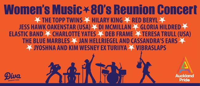 Women's Music 80's Reunion Concert