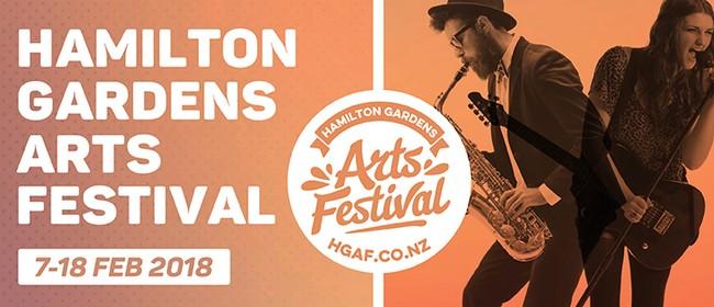 Hamilton Gardens Arts Festival