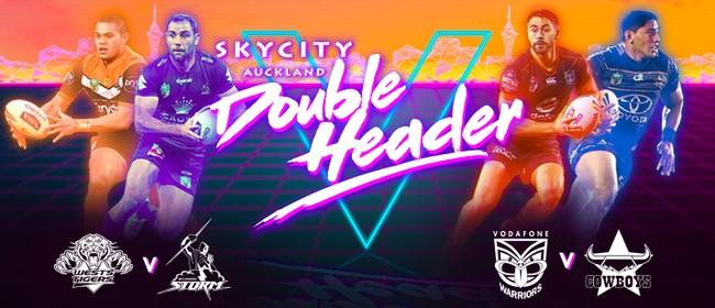 SKYCITY Auckland Double Header