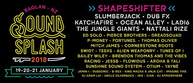 Soundsplash Festival 2018