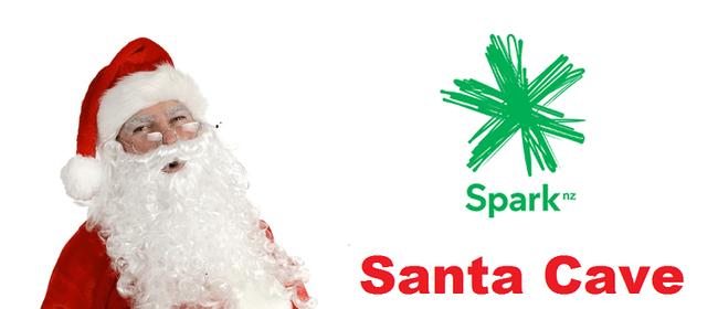 Spark Santa Cave