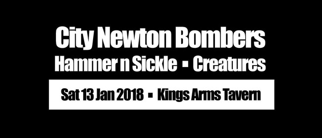 City Newton Bombers - Reunion Show