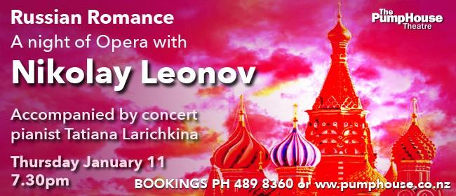 Russian Romance: Nikolay Leonov