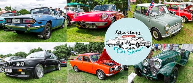 Auckland Brit Euro Car Show 2018 Auckland Nzherald Events