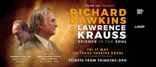 Richard Dawkins & Lawrence Krauss: Science In The Soul