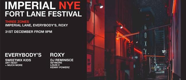 Imperial NYE Fort Lane Festival