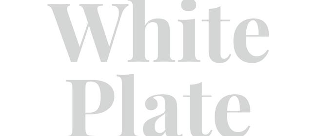 Ray White White Plate, Dinner On the Bridge