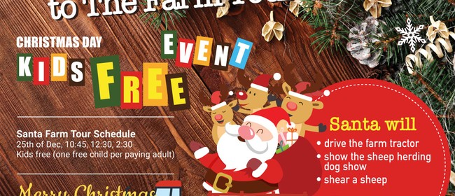 Kids Free Event with Santa
