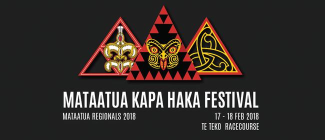 Mataatua Kapa Haka Festival 2018