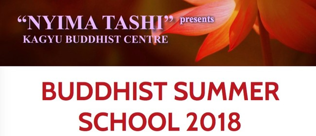 2018 Auckland Buddhist Summer School