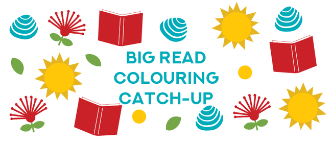 Big Read Colouring Catch-Up