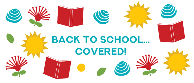 Back to School... Covered!