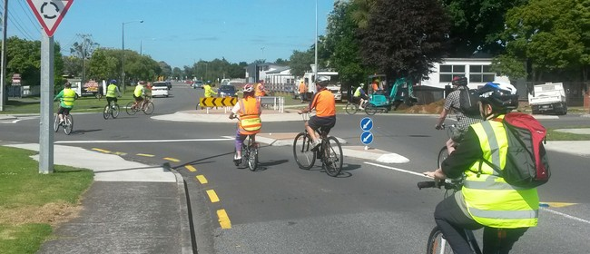 Be Cycle Savvy - Cycle Skills Course