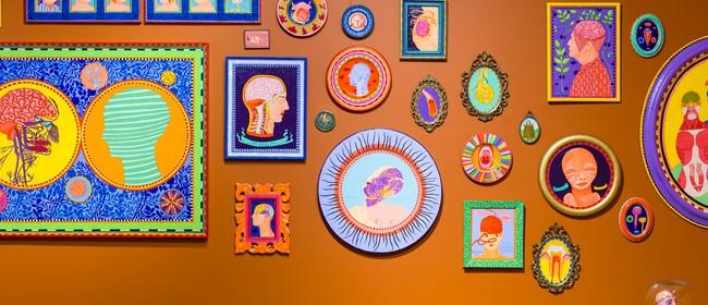 Nicola Jackson: Paint a Plate Workshop
