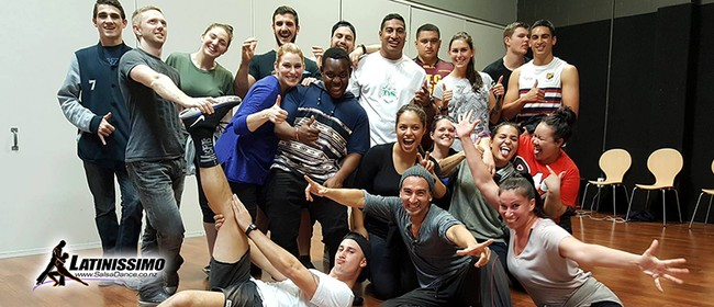 Beginners Plus Salsa Course - Level Two
