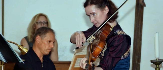 ASQSS Public Concert - Viola d'amore and Harpsichord