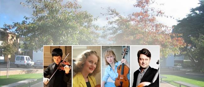 ASQSS Public Concert - Emona String Quartet