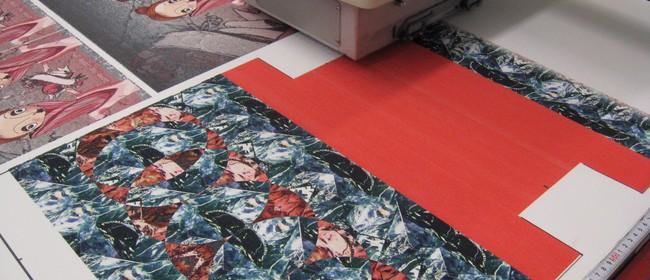 Digital Textile Design - Repeating Patterns