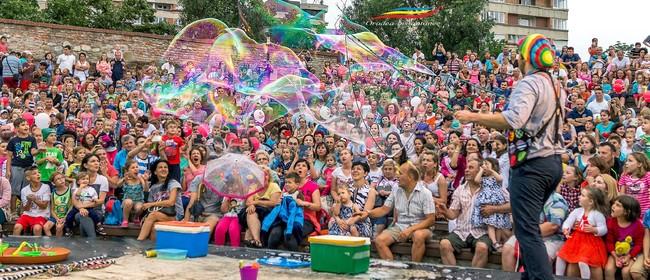 Auckland International Buskers Festival 2018