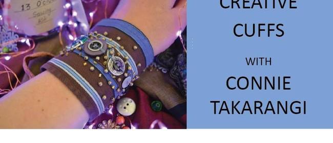 OSP Free Workshop - Creative Cuffs