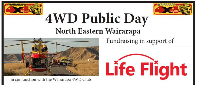 4WD Public Day - Family Drive, Tinui Area