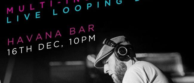 Uncle Silverback Live Multi-Instrumental Looping/DJ Set
