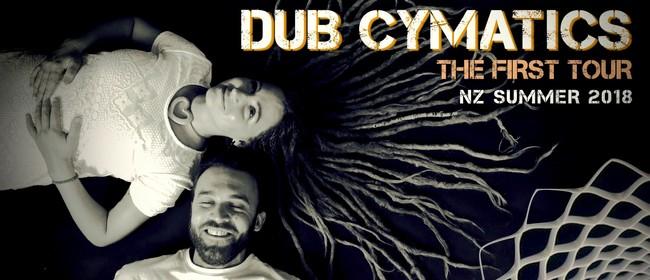 Dub Cymatics Plays Golden Bass