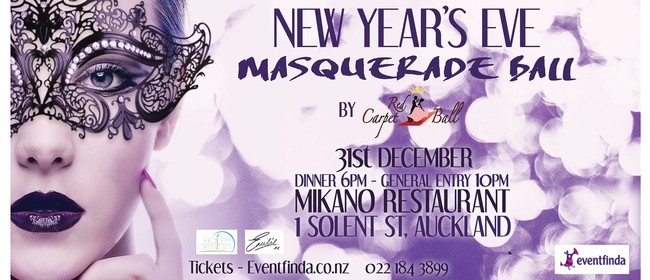 New Year Masquerade Ball 2017