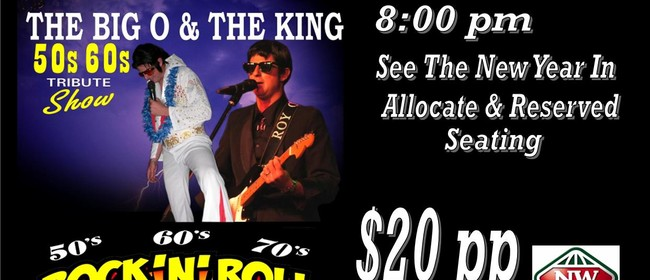 The Big O + The King Tribute Show