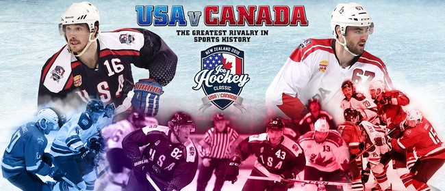2018 Ice Hockey Classic - USA v Canada