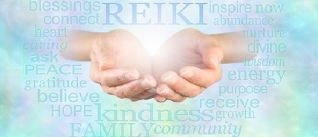 Reiki Level 1 Training - Usui Holy Fire II Reiki