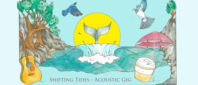 Shifting Tides Acoustic Gig - A Celebration of Consumingless