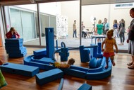 Come and Go As You Please - Imagination Playground