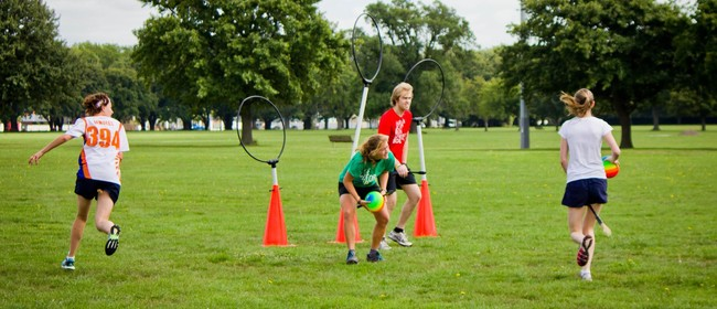 Come and Try Quidditch