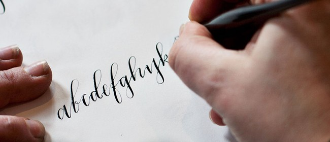 Beginners Calligraphy - One Day Workshop With Margaret Wolle