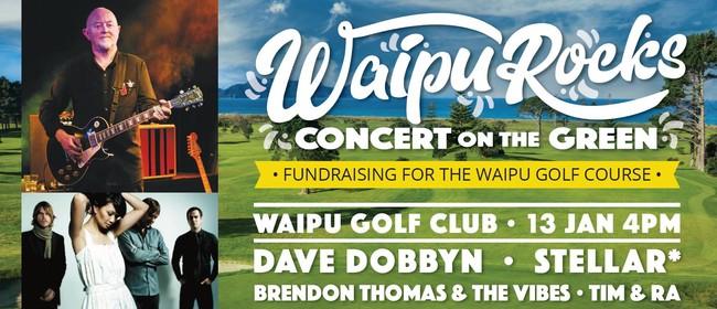 Waipu Rocks Concert On the Green