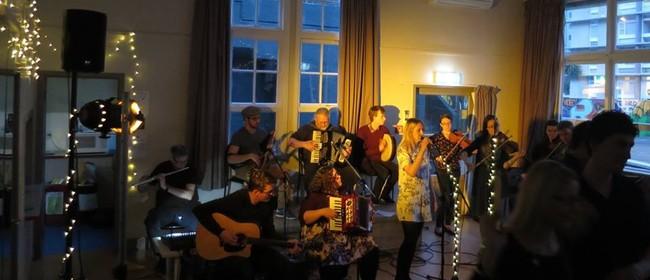 St Patrick's Day Céilí with Vic Folk