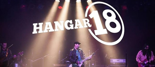 Hangar 18 NZ Tour