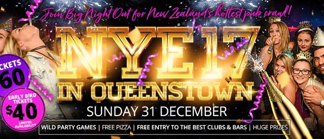 Big Night Out - New Years Eve