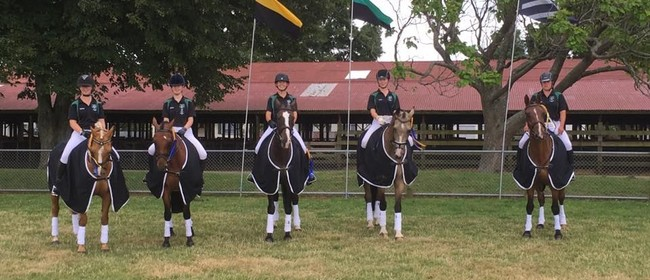 Manawatu West Coast Area Dressage Championship