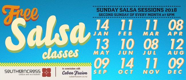Sunday Salsa Session - Fun Salsa Class