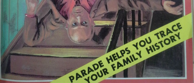 Know Your Ancestors: Parade Magazine With Andrew Henry