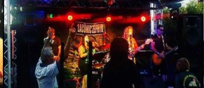 Laconic Zephyr Opunake Music