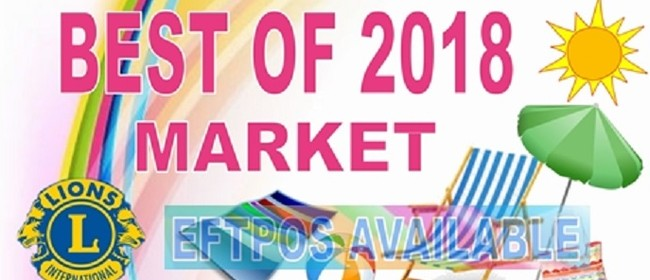 Havelock Lions Best of 2018 Market