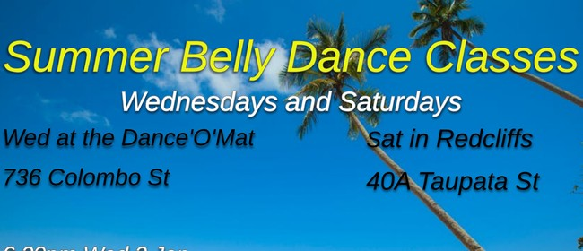 Summer Belly Dance Class with TribalDiva