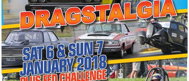 Masterton Motorplex Dragstalgia 2018